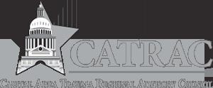 CATRAC BW Logo